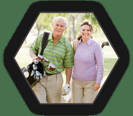 Chronic Pain Memphis TN Elderly People Golfing